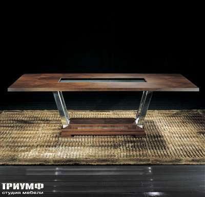 Итальянская мебель Smania - Стол  Xalos-deluxe