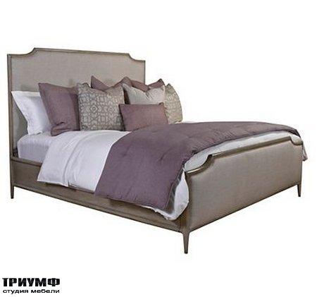 Американская мебель Henredon - Catherine Upholstered Bed