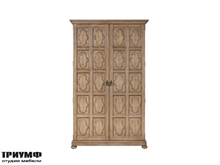 Американская мебель Universal Furniture - Postscript Cameo Wardrobe
