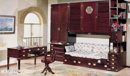 Итальянская мебель Caroti - Гостинная в морском стиле, коллекция CMA