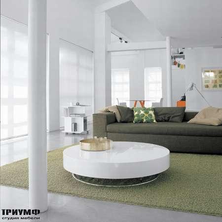 Итальянская мебель Cattelan Italia - Столик Arena