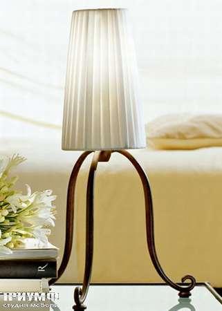 Итальянская мебель Ciacci - Лампа настольная Flori