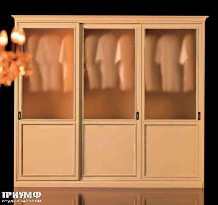 Итальянская мебель Grande Arredo - Шкаф классический с 3 распашными дверьми