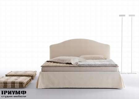 Итальянская мебель Orizzonti - кровать Elba plus 2