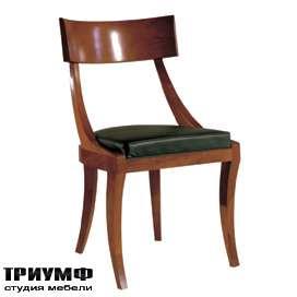 Итальянская мебель Morelato - Стул с гнутыми ножками