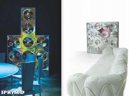 Итальянская мебель Edra - стеллаж