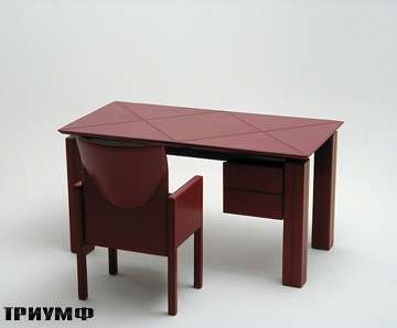 Итальянская мебель Rossi di albizzate - кабинет Lobby