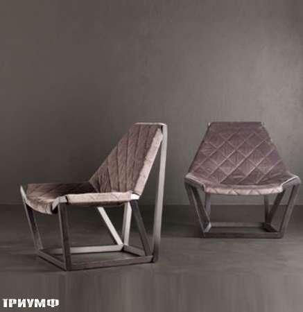 Итальянская мебель Potocco - кресло Tenso