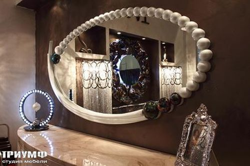 Итальянская мебель Mantellassi - Зеркало Chirigoro