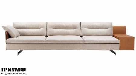 Итальянская мебель Poltrona Frau - диван Grantorino