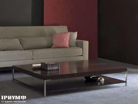 Бельгийская мебель JNL  - allegretto ebony coffee table