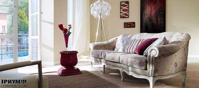 Итальянская мебель Selva - диван
