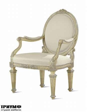 Итальянская мебель Chelini - Кресло классицизм арт.454