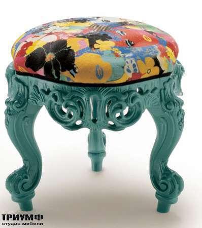 Итальянская мебель Moda by Mode - пуф Pouf