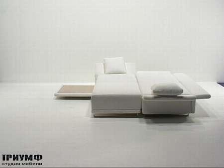 Итальянская мебель Futura - Диван раскладушка Class