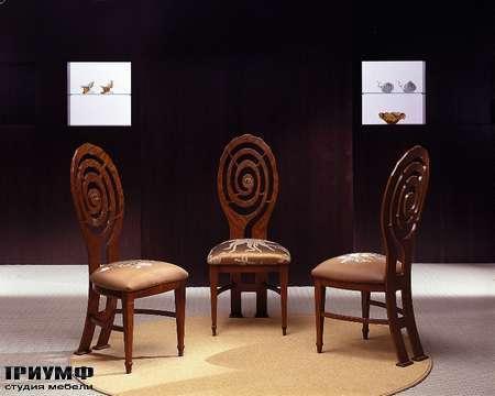 Итальянская мебель Carpanelli Spa - Cтул Chiocciola SE13