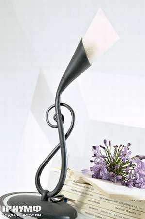 Итальянская мебель Ciacci - Лампа настольная Flowers