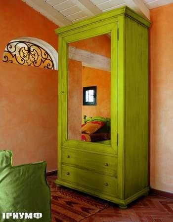 Итальянская мебель De Baggis - Шкаф A0351S