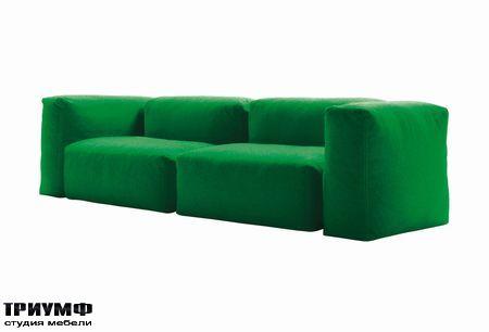 Итальянская мебель Cappellini - superoblong