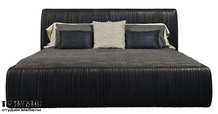 Souffle Bed (Ruched)