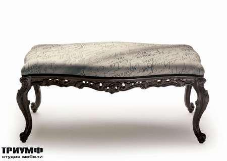Итальянская мебель Moda by Mode - скамейка Freesyle 2
