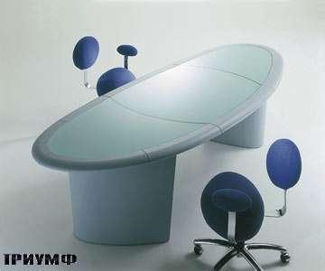 Итальянская мебель Rossi di albizzate - стол sistema la source