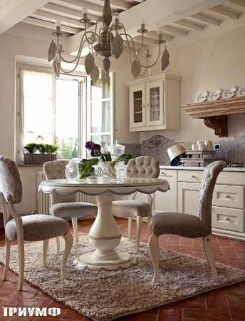 Итальянская мебель Volpi - стол Botero