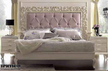 Итальянская мебель Giorgio Casa - Casa Bella кровать3