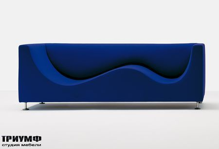 Итальянская мебель Cappellini - three