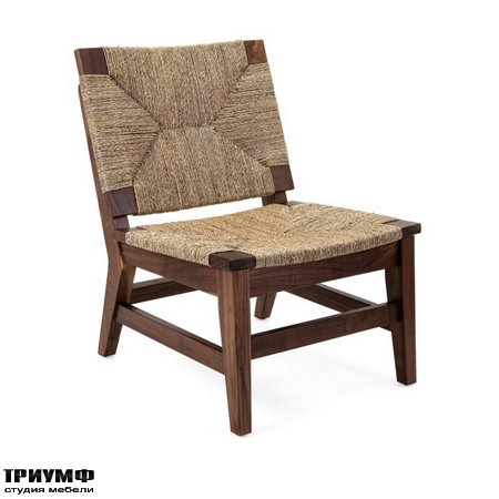 Американская мебель Imax - Nakoda Woven Side Chair
