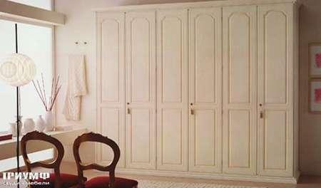 Итальянская мебель Ferretti e Ferretti - Шкаф с распашными дверьми Aurora