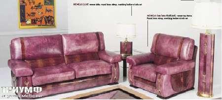 Итальянская мебель Formitalia - Диван и кресло Michigan