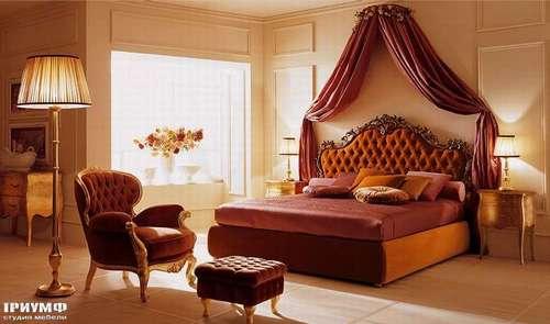 Итальянская мебель Giusti Portos - Спальня с подъемным механизмом Amadeus