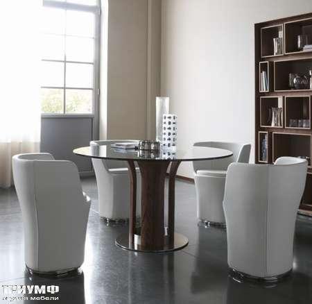 Итальянская мебель Porada - Обеденная группа diva