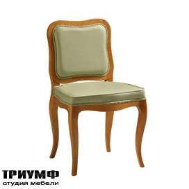 Итальянская мебель Morelato - Стул с фигурной спинкой