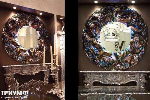 Итальянская мебель Mantellassi - Зеркало Pegaso