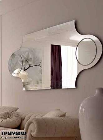 Итальянская мебель Dolfi - зеркало Parigi