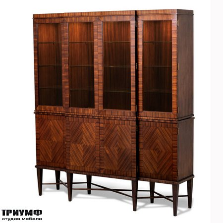 Американская мебель Scarborough House - SH12 112913R Display Cabinet