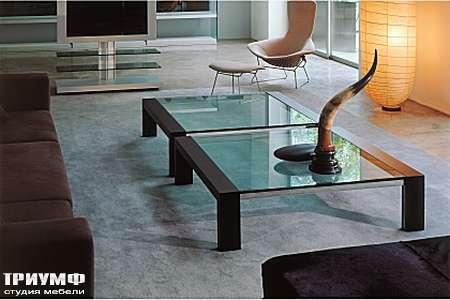 Итальянская мебель Gallotti & Radice - Журнальный стол Rocky1