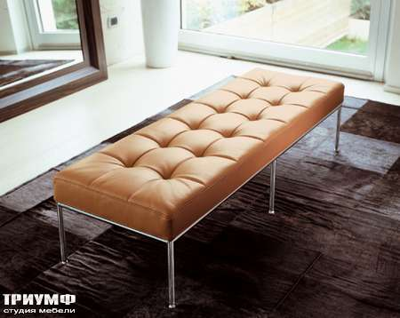 Итальянская мебель Longhi - Скамейка Kiria