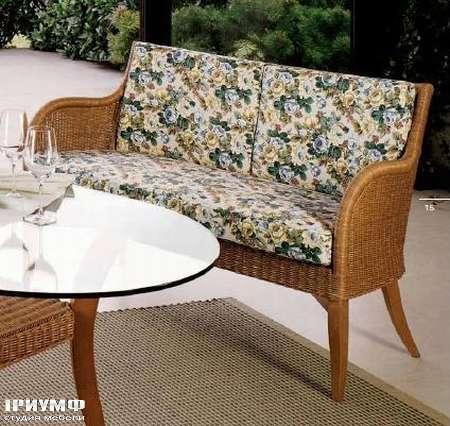 Итальянская мебель Varaschin - Диван Jasmine