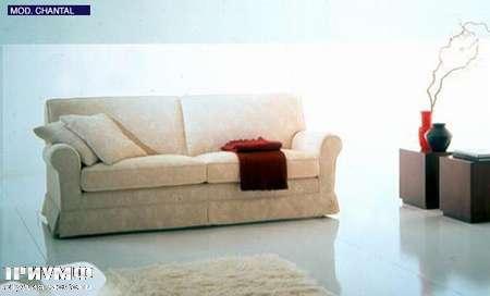 Итальянская мебель CTS Salotti - Диван ар деко двухместный Chantal