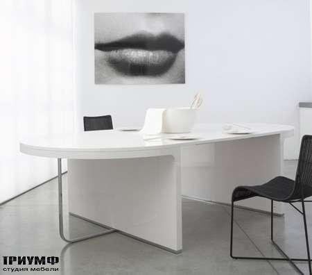 Итальянская мебель Ligne Roset - стол Hyannis Port
