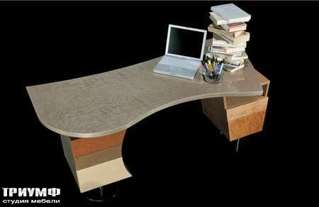 Итальянская мебель Il Loft - стол haki scrittoio