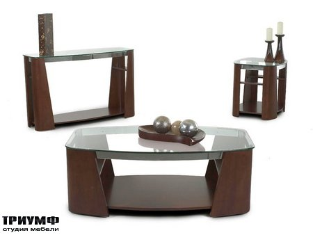Американская мебель Klaussner - Christina Tables