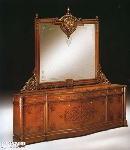 Итальянская мебель Citterio Fratelli - Прилавок Artemide с зеркалом