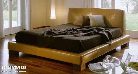 Итальянская мебель Baxter - Кровать Bill