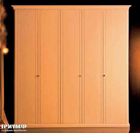 Итальянская мебель Grande Arredo - Шкаф из массива дерева