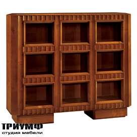 Итальянская мебель Morelato - Витрина 9-дверная кол. 900