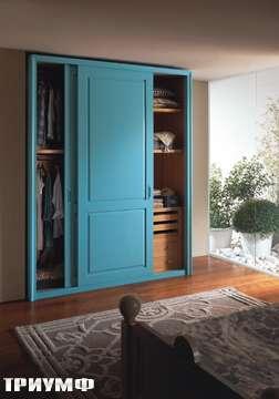 Итальянская мебель De Baggis - Шкаф А0362